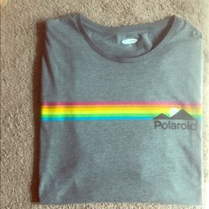 Men's xxl Polaroid shirt